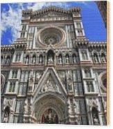 Church Of Santa Croce  Wood Print