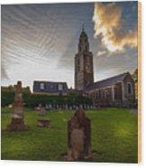Church Of St Anne Wood Print