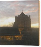 Church Of St Peter - Marefair Northampton - 2 Wood Print
