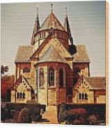 Church To Worship The Living God Catus 1 No. 1 H B Wood Print