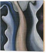 Chute Wood Print