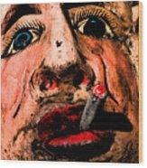 Cig Wood Print