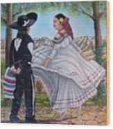Cinco De Mayo Wood Print
