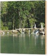 Cinco Ranch Lake Wood Print