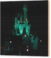 Cinderella's Astle Wood Print