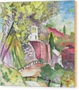 Cinque Terre 01 Wood Print
