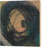Circgurl Wood Print