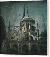 Citadel Wood Print