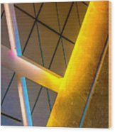 Citadel Center Dearborn And Adams Dsc5940 Wood Print