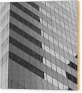 Citigroup Facade IIi Wood Print