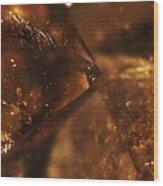 Citrine On Angle Wood Print