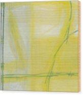 Citron Wood Print
