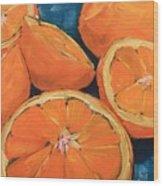 Citrus Special Wood Print
