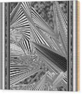 Citsejam Wood Print