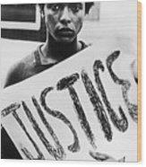 Civil Rights, 1961 Wood Print