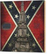 Civil War Memorial Wood Print