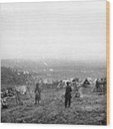 Civil War: Nashville, 1864 Wood Print