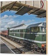 Class 31 Diesel 1 Wood Print