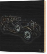 Classic 5 Wood Print