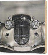 Classic Car 2 Wood Print