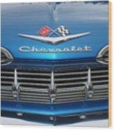 Classic Car No. 1 Wood Print