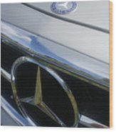 Classic Car No. 12 Wood Print