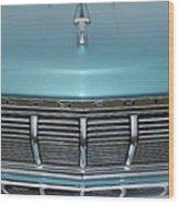 Classic Car No. 5 Wood Print