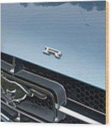 Classic Car No. 7 Wood Print