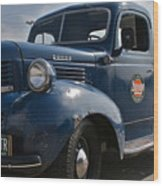 Classic Dodge  Wood Print