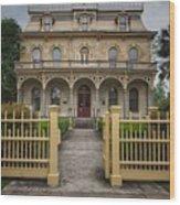 Classic Home Wood Print