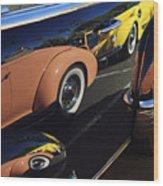Classic Reflections Wood Print