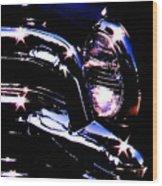Classic Sparkle Wood Print