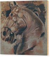 Classical Horse 5 Wood Print
