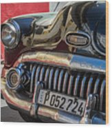 Classics Of Havana Wood Print