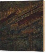 Claws Wood Print