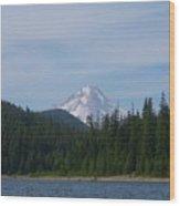 Clear Lake Wood Print
