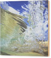 Clear Water Wood Print by Vince Cavataio - Printscapes