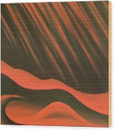 Climate Control Wood Print