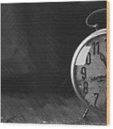 Clock - Id 16218-130631-3641 Wood Print