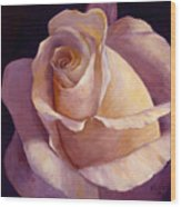 Close To Perfection Wood Print by Billie Colson