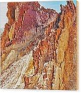 Ochre Pits - West Mcdonald Ranges Wood Print