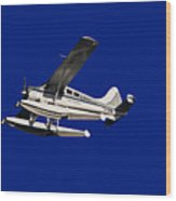 Close Up  Vh-swb Wood Print