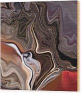 Closer Wood Print