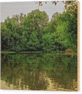 Closter Nature Center Wood Print