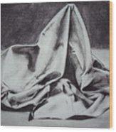 Cloth Wood Print
