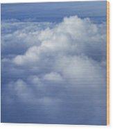 Cloud Hill Wood Print