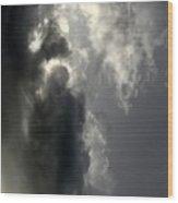 Cloud Image 1 Wood Print