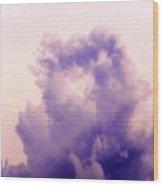 Cloud Nebula Wood Print