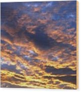 Cloud Nine 1 Wood Print