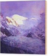 Cloud Peak  Wood Print
